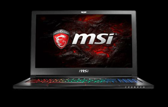 Laptop GS63VR 6RF Stealth Pro